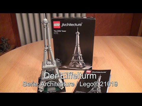 lego architecture the eiffel tower 21019 from youtube - debtclerk