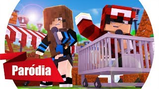 Download Lagu Minecraft: PARÓDIA PARADINHA (ANITTA) -  É BEM DOIDINHA! - (Minecraft Música) Gratis STAFABAND