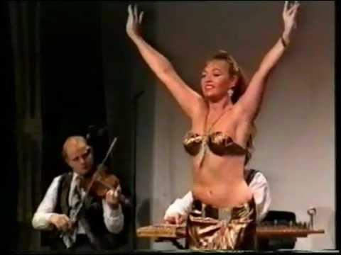 bellydance, Alf layla عندما ترقص الألمانية عربي , ألف ليلة و ليلة