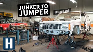 Build & Battle: Building a Jeep XJ and Ford Explorer to SEND IT (EP. 2)