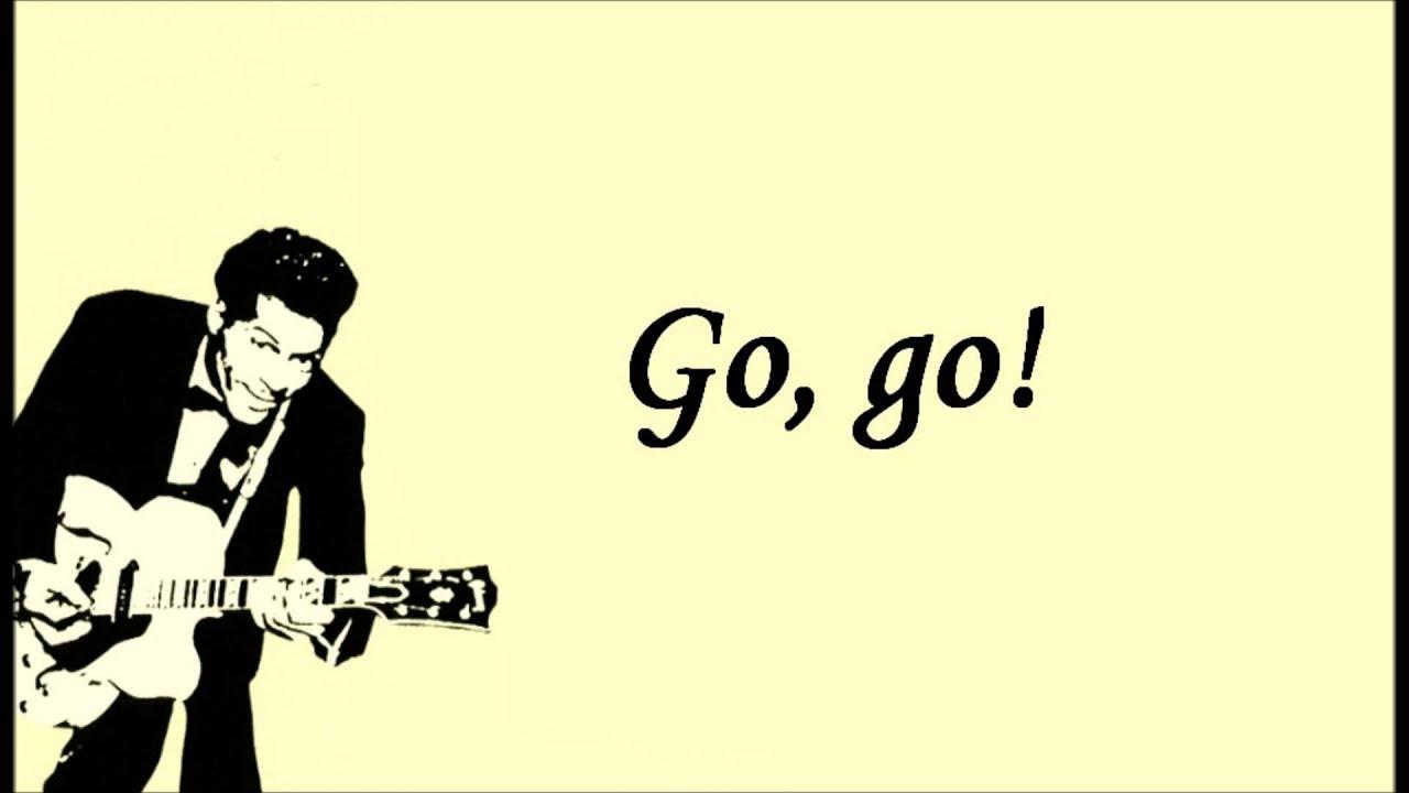 Johnny b goode back to the future lyrics