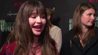 EVENT CAPSULE CLEAN - Netflix Premieres 'A Series of Unfortunate Events' Season 2