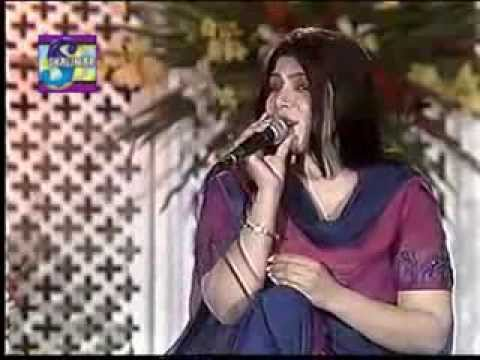 Dil Cheez hai kya JaanaaN ! Hit Urdu Song Sung by  SHABNAM MAJEED...