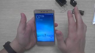 Xiaomi Redmi 3 обзор  лучшего бюджетника с ёмким аккумулятором