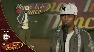 Dharmesh Sir's First Audition For Dance India Dance (2009)