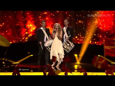 Emmelie de Forest - Only Teardrops (Denmark) - LIVE - 2013 Semi-Final ...