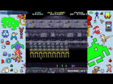 [Longplay] Super Space Invaders 91 (Arcade)