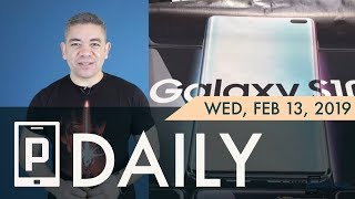 Samsung Galaxy S10 Banner and Leaks, Apple's March Event? - Pocketnow Daily