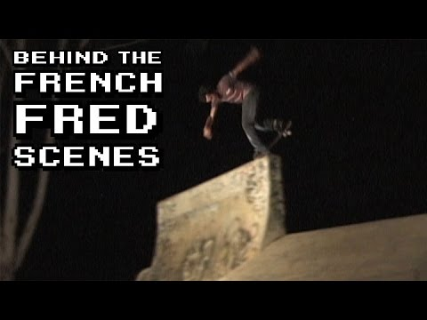Behind The French Fred Scenes: Javier Mendizabal Part 2