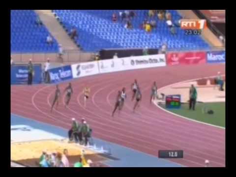 Sport Athlétisme : 3 ivoiriennes médaillées au championnat d'Afrique a Marrakech