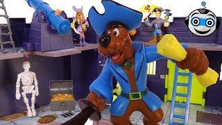 Halloween Scooby Doo Pirate Fort * Halloween Videos 2017