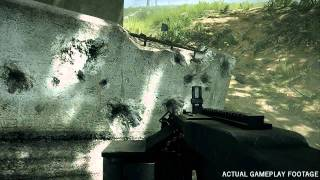 Battlefield 3 - Frostbite 2 Features