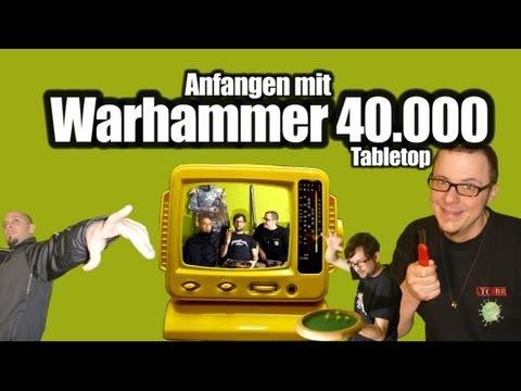 Warhammer 40k für Einsteiger & Anfänger: Was brauche ich zum Spielen? #1