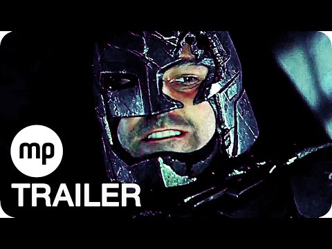 BATMAN VS SUPERMAN: ULTIMATE EDITION Trailer German Deutsch (2016)