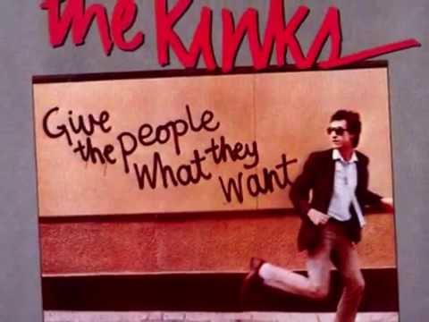 Kinks - Around The Dial