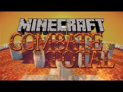 Minecraft COMBATE TOTAL Tráiler HD 1080p NUEVA SERIE