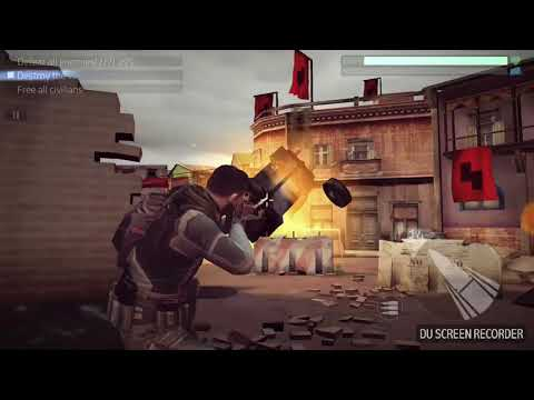 Cover Fire: shooting games free offline sniper (Android gameplay)