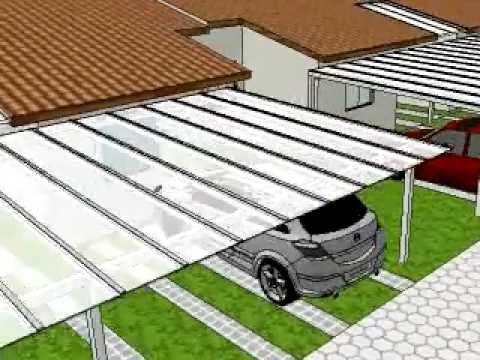 Cobertura para carros