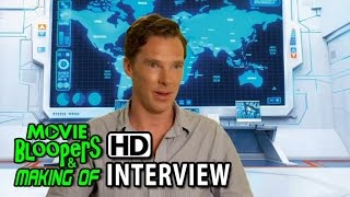 Penguins Of Madagascar (2014) Interview - Benedict Cumberbatch (Agent Classified)
