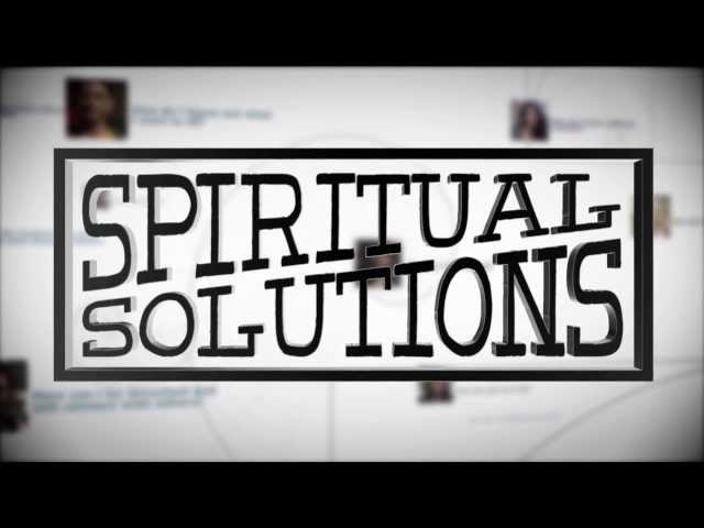 Finding your life's path | SPIRITUAL SOLUTIONS with Deepak Chopra