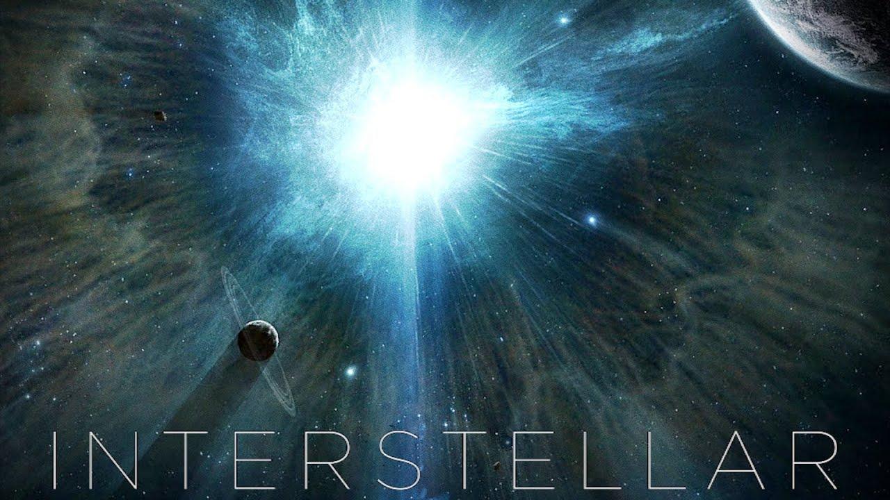 Interstellar poster Wallpaper