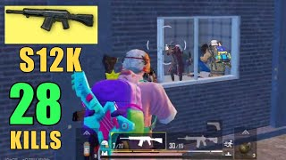THEY DID NOT EXPECT THIS | 28 KILLS SOLO VS SQUAD | PUBG MOBILE
