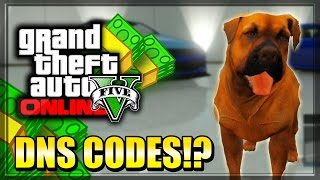 GTA 5 Online - DNS Codes? Modded Lobbies 1.17 Talk Money Lobbies patch 1.17 (GTA Money Talk 1.17)