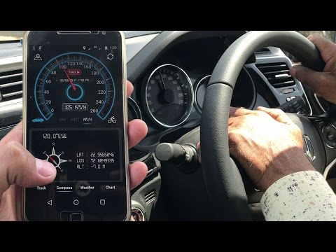 GPS Speedometer APK Cover