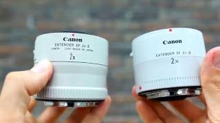 download musica Canon extender Mark III vs Mark II Can you stack them together?