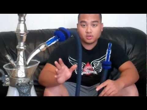 How to setup a smooth hookah with Huge Clouds. ( just watch )