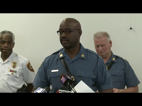 Full: Capt Ron Johnson presser about Ferguson protests Sep 24 2014