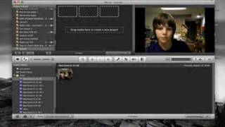 iMovie Tutorial - Making A Simple Movie/Video