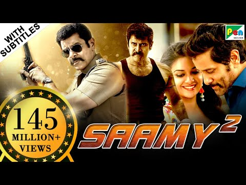 Saamy² (2019) | New Released Full Hindi Dubbed Movie | Vikram, Keerthy Suresh, Aishwarya Rajesh