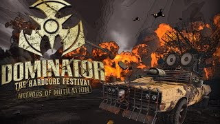 Dominator 2016 Methods of Mutilation | Hardcore | Goosebumpers