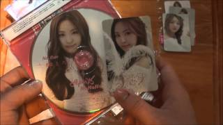 Apink 에이핑크 エーピンク Unboxing - Japanese NoNoNo Normal Version & Individual Member Versions