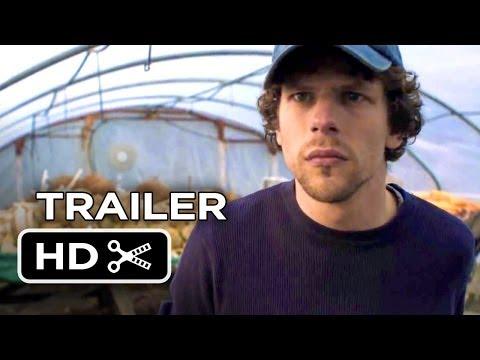 Night Moves Official Trailer #1 (2014) - Jesse Eisenberg, Dakota Fanning Drama HD