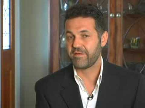 Khaled Hosseini on exile Video