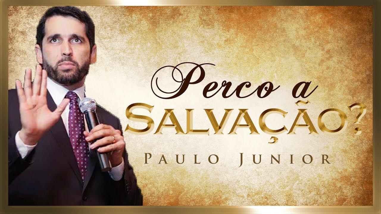 Ninguém Pode Tirar-me a Salvação - Paulo Junior