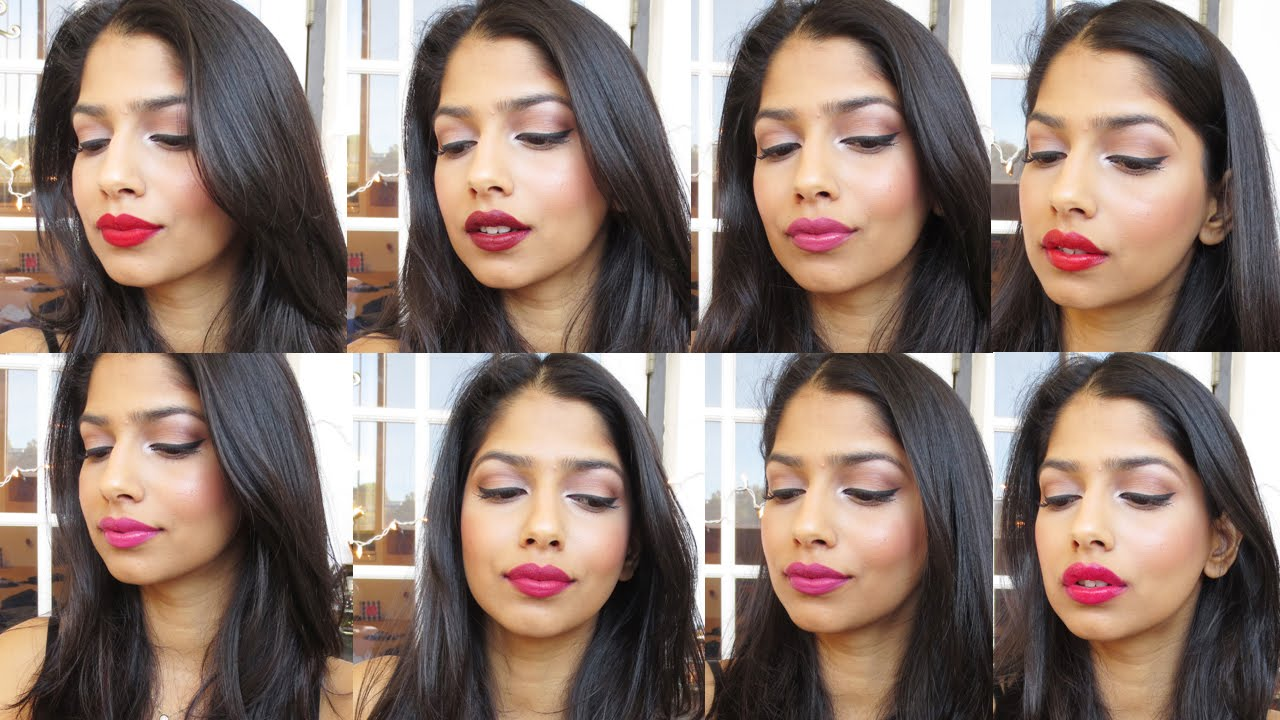 how to choose lipstick color for indian skin