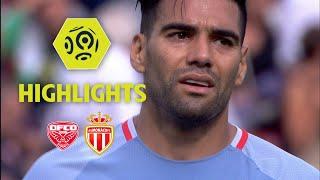 Dijon FCO - AS Monaco (1-4) - Highlights - (DFCO - ASM) / 2017-18