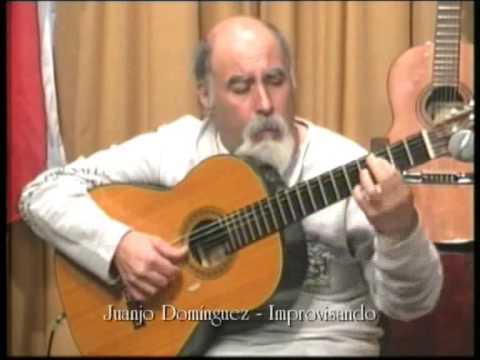 JUANJO DOMINGUEZ Con Identidad Improvisando