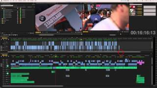 Editing101: PremierePro - The Pancake Sequence