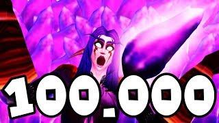 Me gasto 100.000 Fragmentos del vacio en COFRES!!!   World of Warcraft LEGION  