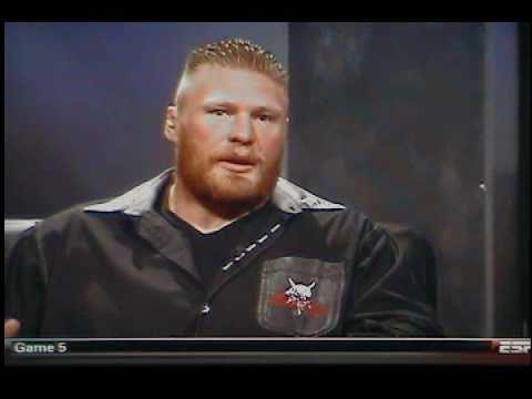 Jim Rome Interviews Brock Lesnar (10/21/2010)