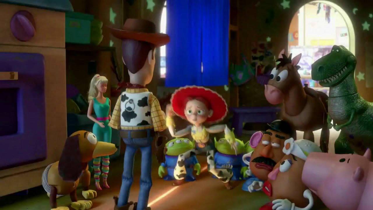 Toy Story 3 - Trailer 3 Espau00f1ol Latino - FULL HD - YouTube