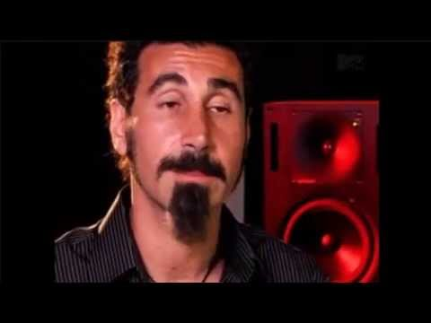 Serj Tankian, the voice of System Of A Down 'Solo Mission' - MTV Interview