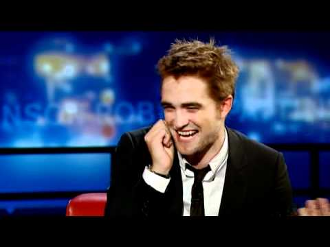 Robert Pattinson On Strombo: Full Interview