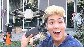 EXTREME DRONE Hide & Go Seek!