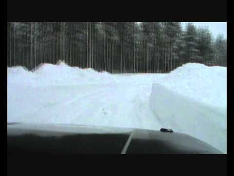 Ylämyllyn moottoriurheilukeskus - harjoitus EK 2011