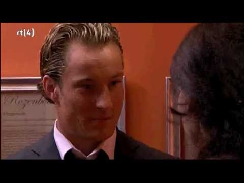 GTST - Janine & René in de lift